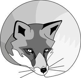 Trademark sign - Fox