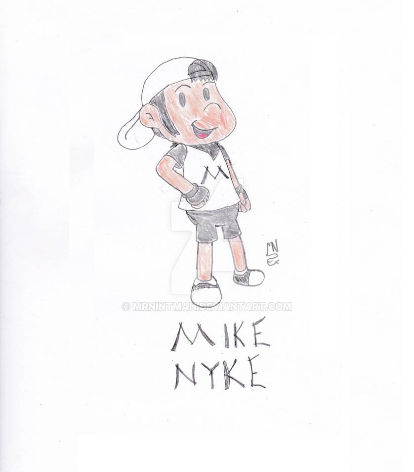 Mike Nyke