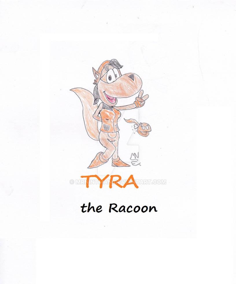 Tyra the Racoon
