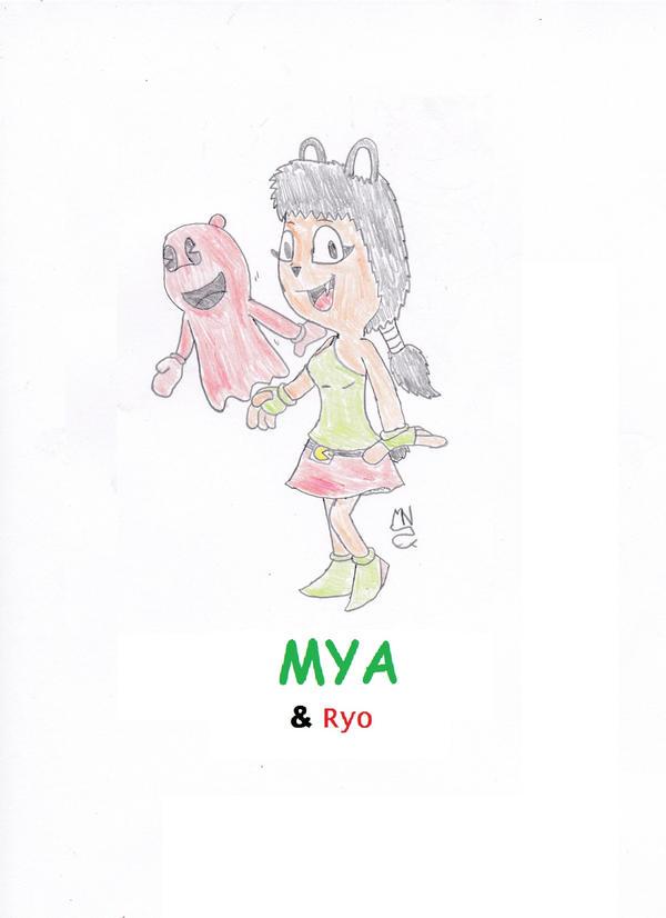 Mya and Ryo