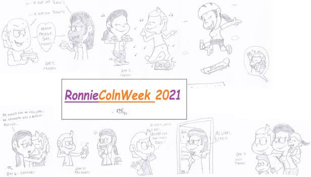 RonnieColn Week 2021