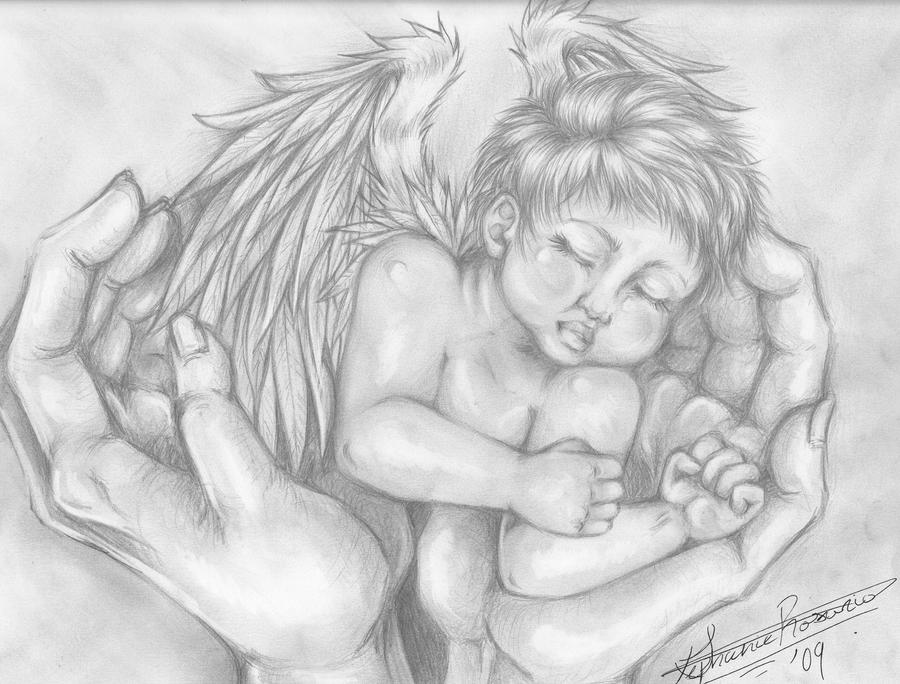 Baby Angel By Queran On DeviantArt