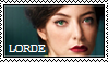 Lorde Stamp! by ValentineHearts