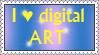 Digital art stamp by mariami1