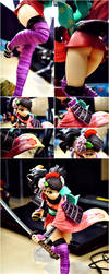 Oboro Muramasa Momohime Shots by winterheimhdd