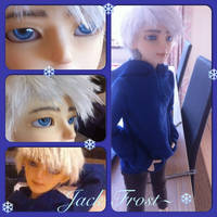Jack Frost bjd! by Aabenhuus