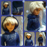 Jack Frost bjd - almost done! by Aabenhuus