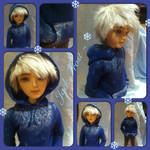 Jack Frost bjd - almost done!