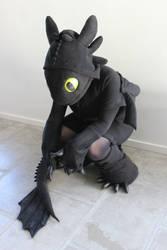 Toothless Kigu V 2.0
