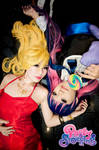 anarchy panty n stocking 2