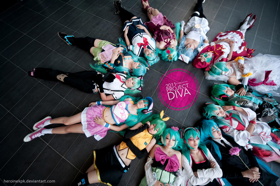 project diva