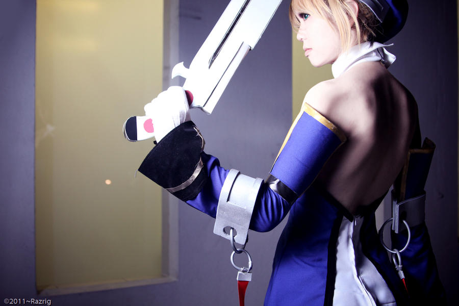 blazblue : noel by angie0-0