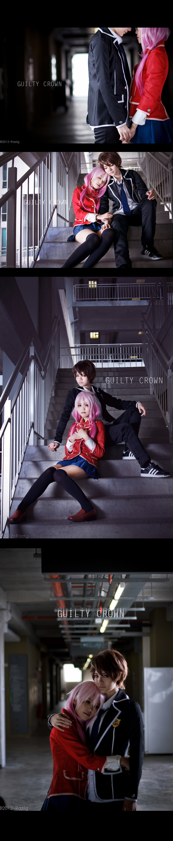 guilty crown : departures by angie0-0