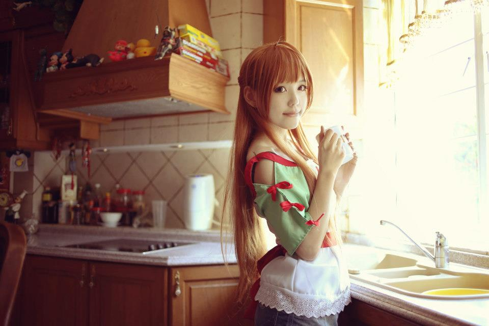 Asuna Cooking By Angie0 0 On Deviantart