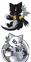 Deceptive Dragon Twins