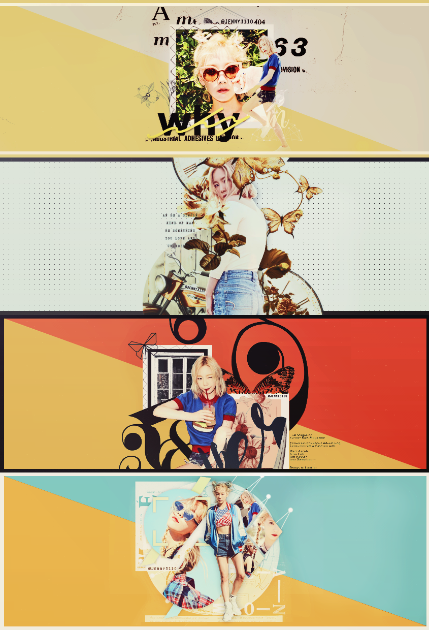 [PSD]: WHY- Taeyeon by Jenny3110
