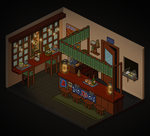 Restaurant by irritadahbbo