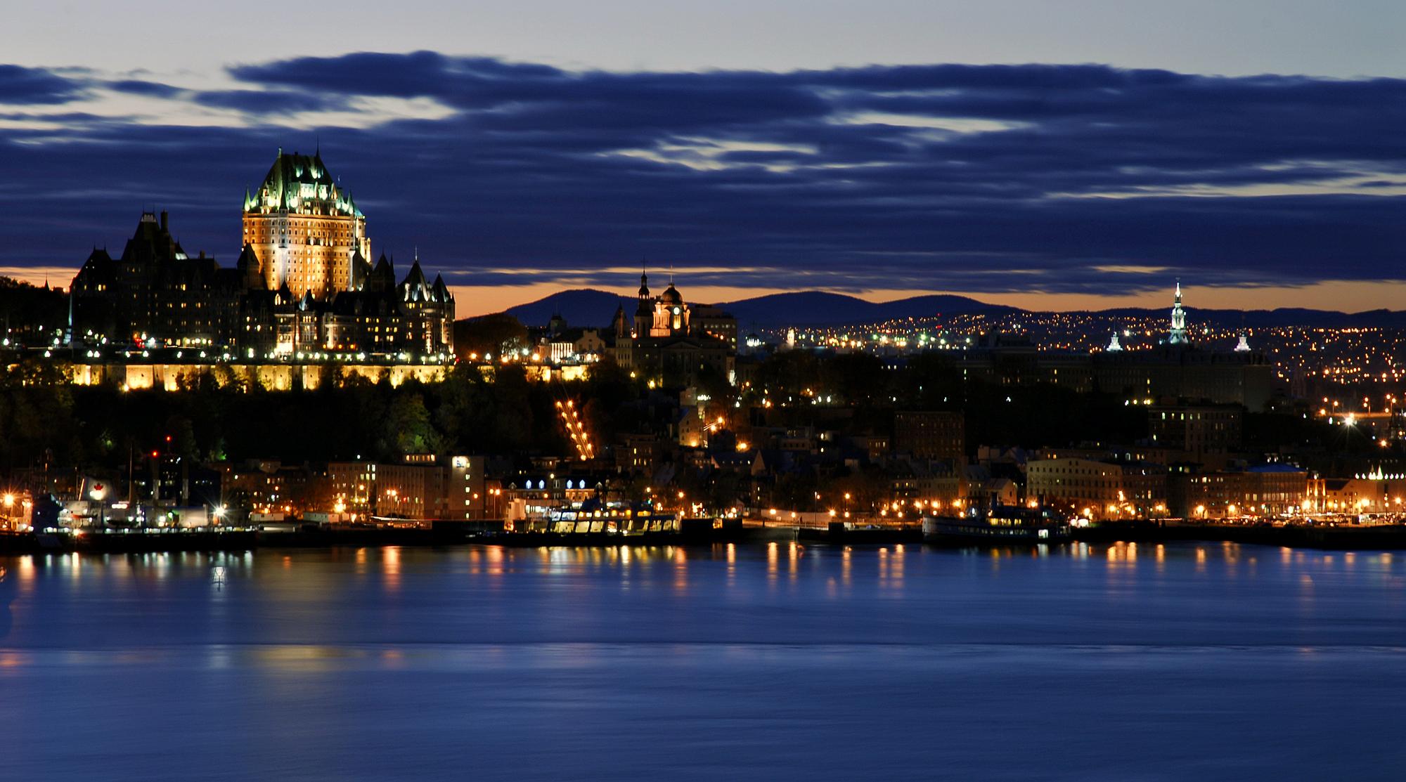 Ville de Quebec by maxlake2