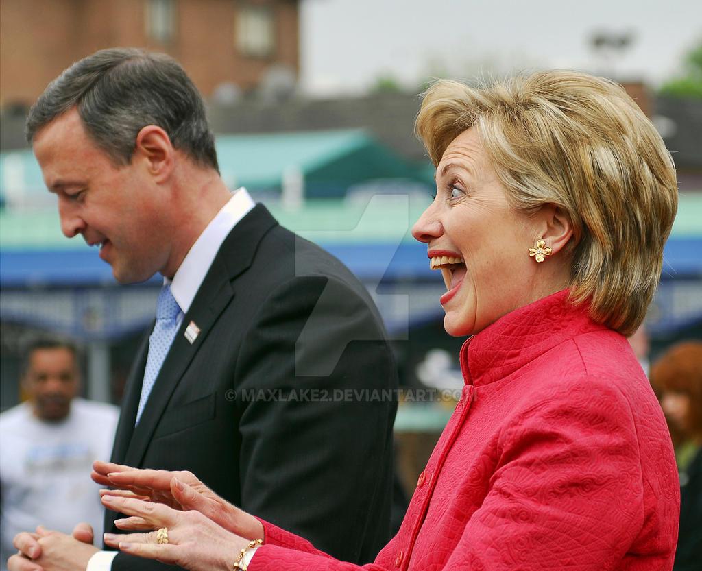 Hillary Clinton by maxlake2