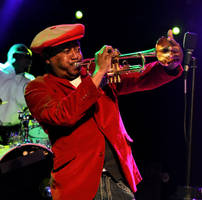 Kermit Ruffins and the Barbecue Swingers by maxlake2