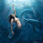 Mermaid by Distorded