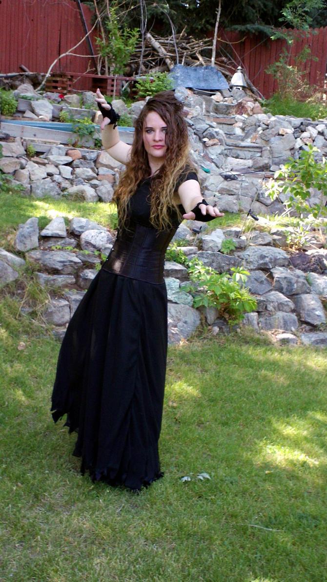 Bellatrix by RaineLawliet