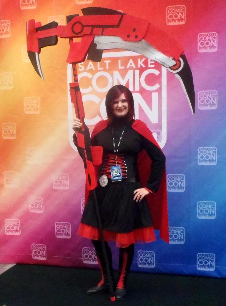 Salt Lake Comic Con 2014 by RaineLawliet