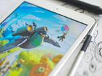 Birds iOS Game Illustration