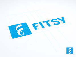 Fitsy Logo Design by Ramotion