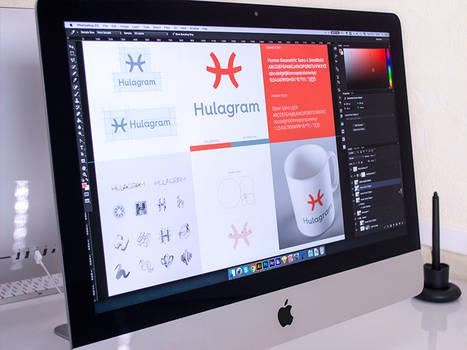 Hulagram App Branding