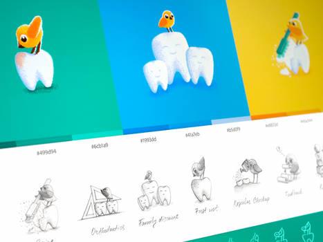 Brandbook Illustrations