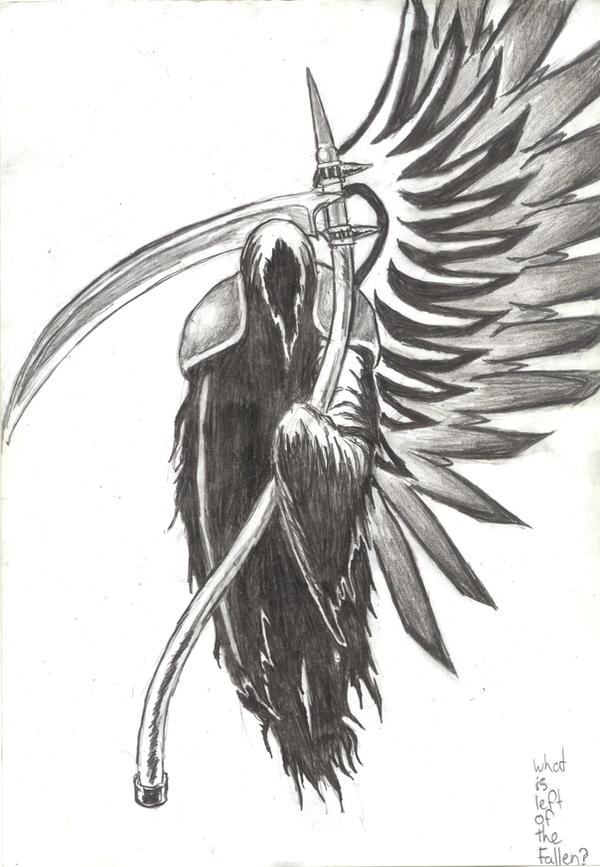 reaper by arkanrais on deviantart