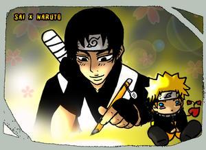 Sai - Naruto by Elix-Arts
