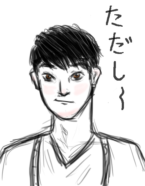 Tadashi Hamada by kristollini