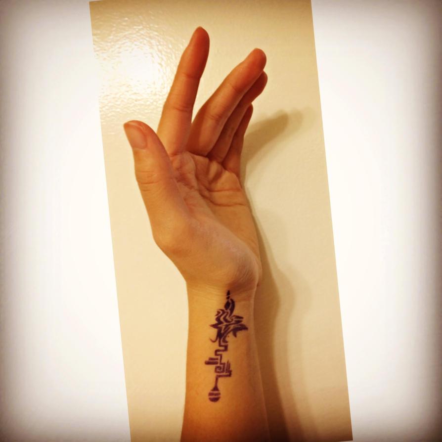 Lure Tattoo by kristollini
