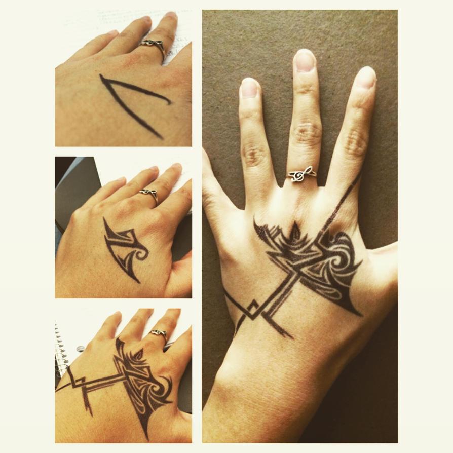 Processing Tattoo by kristollini