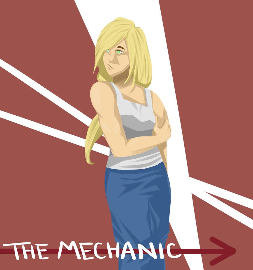 The Mechanic by kristollini