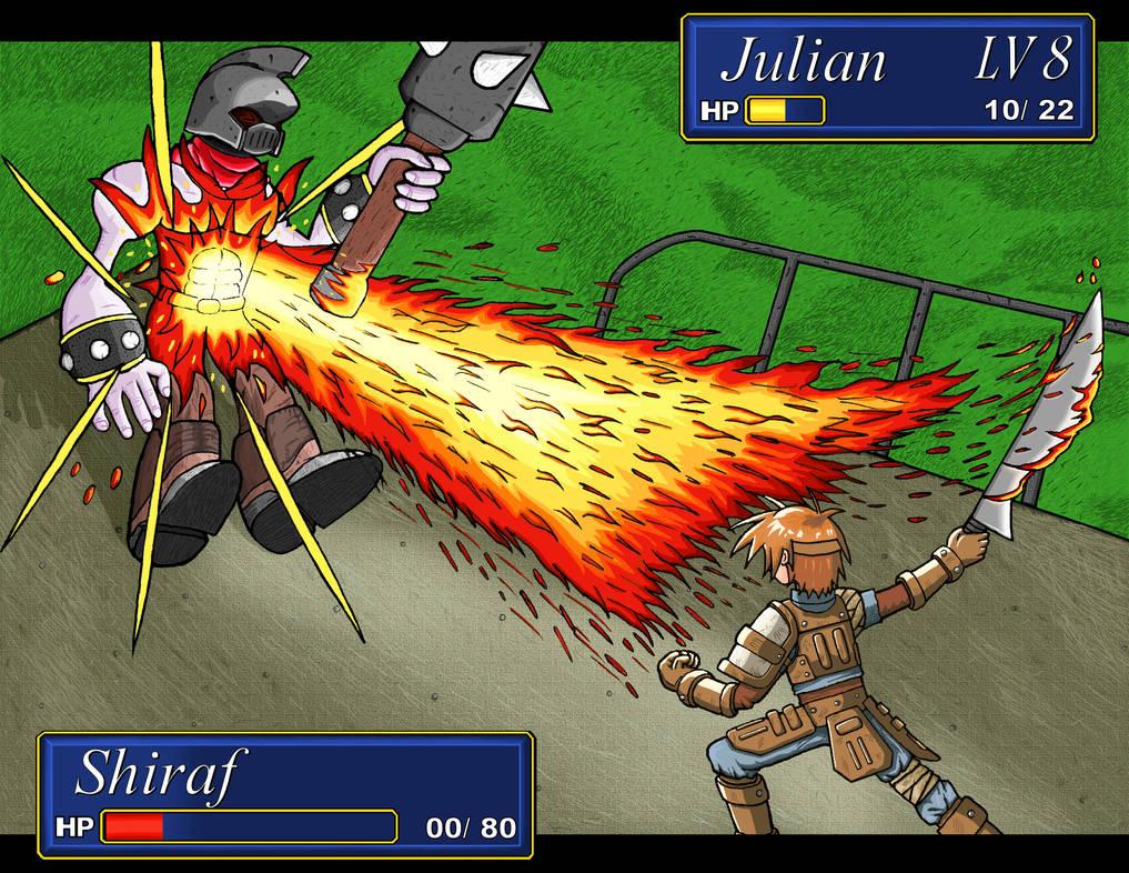 Shining Force 3: After Burner by Waddle-J on DeviantArt