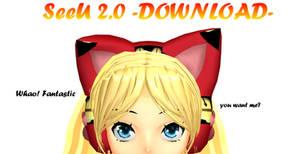 MMD SeeU 2.0 -DOWNLOAD-