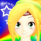MMD First Icon :Risa Nanami: by MsYelenaJonas