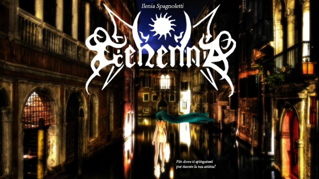 Gehenna Book by MsYelenaJonas