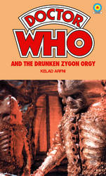 Doctor Who and the drunken zygon orgy