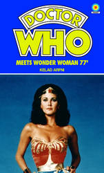 Doctor Who Meets Wonder Woman 77'