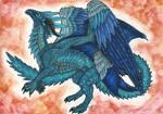 Amazing Bluerrion