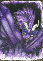 28. ACEO - Kyuubreon