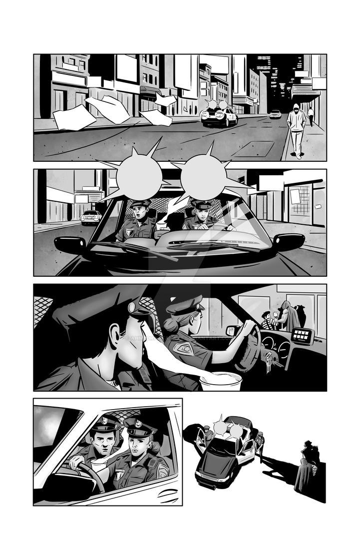 Gorilla My Dreams - Gorilla Tails page 1 by AhmedRaafatArt
