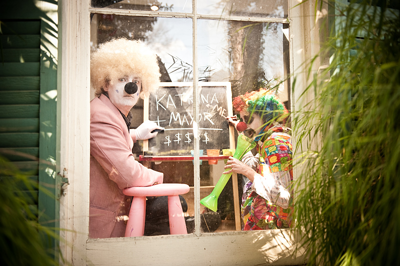 Katrina the Clown