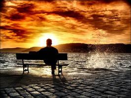 Another Sunset by evreniz