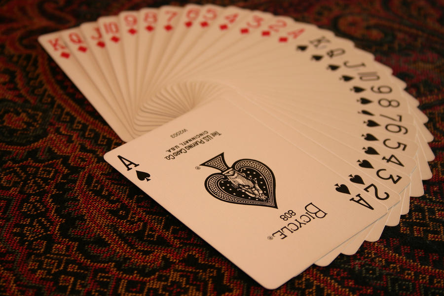 Bicycle Cards by albertgouws on DeviantArt