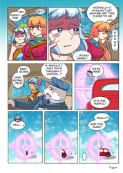 Kami's Assistant chapter 6 page 164 Keep it going~ by DrizDew